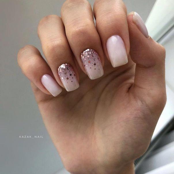 Дизайн ногтей тут! ♥Фото ♥Видео ♥Уроки маникюра #shortnails