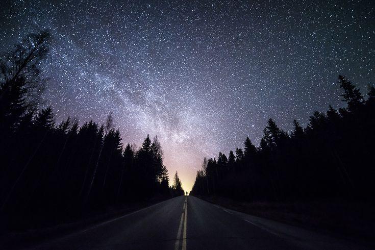 20 Breathtaking Photographs Of Finland's Night Sky  - Highway