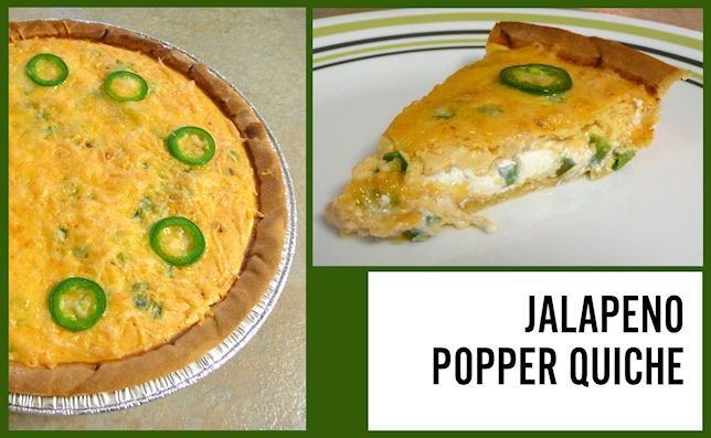 Deep dish, Jalapeno poppers and The egg on Pinterest