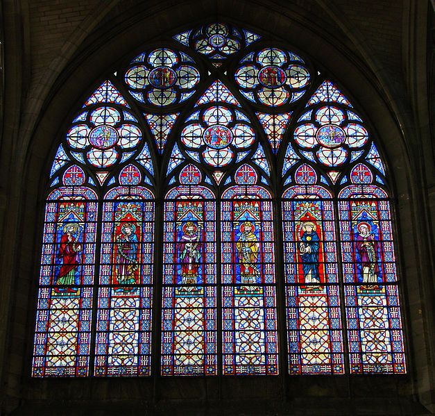 17 Best images about Stained Glass Windows on Pinterest | Stained ...