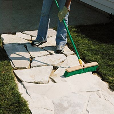 Make a Dry-Laid Stone Walk | Garden Club