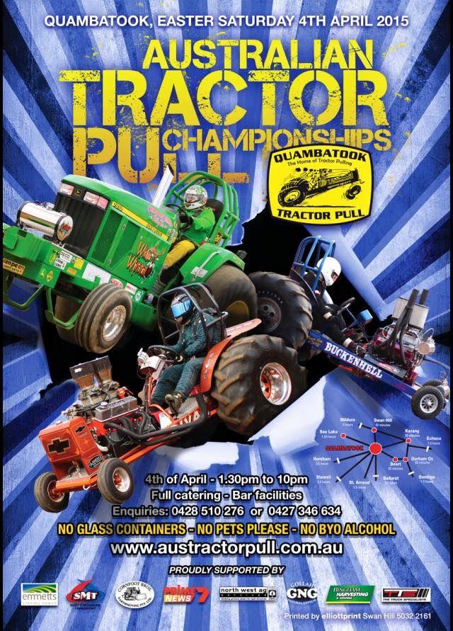Quambatook - Australian Tractor Pullers Association