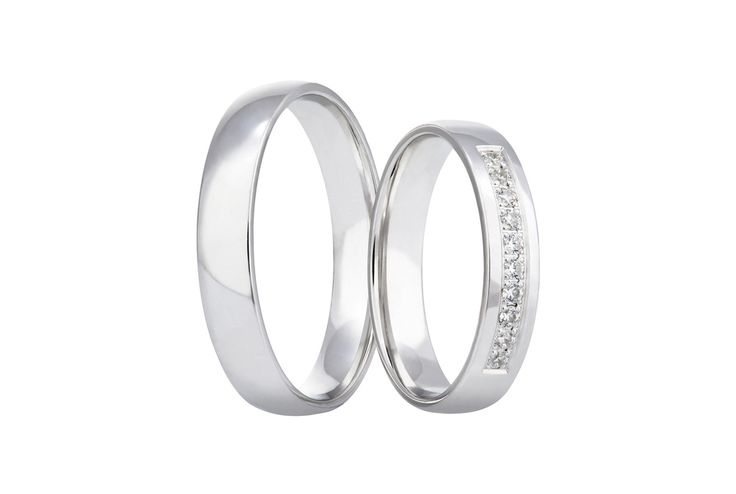 Snubné prstene - model č. 399/02