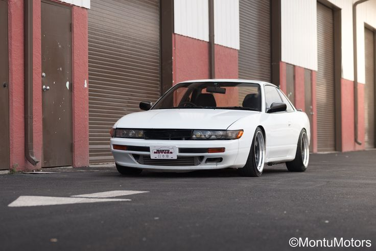 S13 Silvia w/ SR20det and 64k miles. https://montumotors.com/vehicles/143/1992-nissan-silvia-k-s  HKS intake  S15 seats  Work wheels  Aftermarket exhaust  HPI front mount intercooler  5Zigen steering wheel  Defi gauges  Aftermarket front mount intercooler  HID headlights   In USA Ready for Pickup or Delivery   Trade-Ins Accepted   See our FAQ for Financing  We are a JDM importer based out of Tampa, FL. We ship our cars all over USA. Read our FAQ and/or contact our sales team for more info…