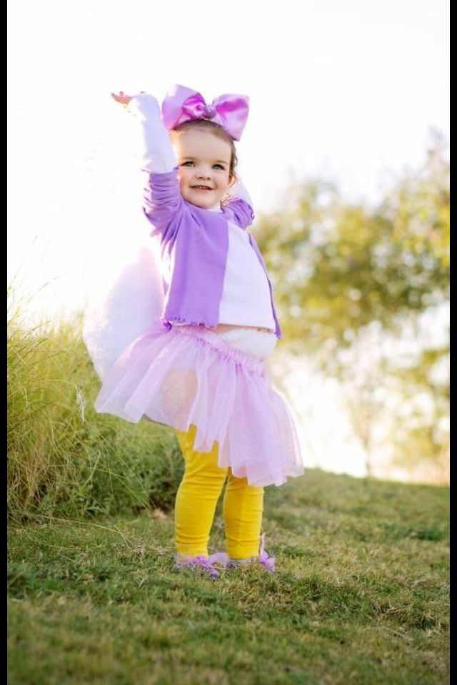 What R wants to wear at Disneyland Daisy Duck Costume