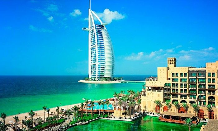 Saking Bergelimangan Harta Kelakuan Orang Dubai Jadi Aneh