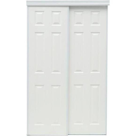 truporte 48 in x 80 in 106 series white composite Truporte 60 In X 80 In 106 Series Composite White id=56252