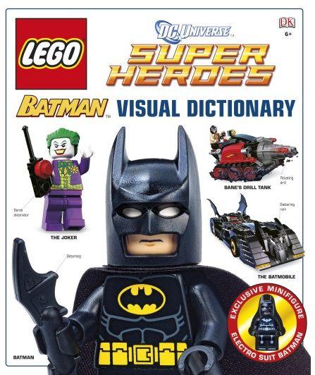 LEGO® Batman: Visual Dictionary (LEGO® DC Universe Super Heroes)