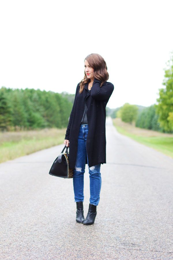 Fall Layers with Alixandra Collections