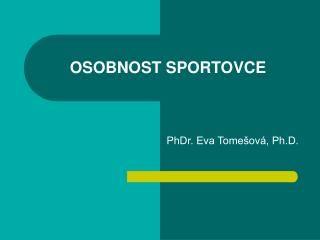 prezentacia o osobnosti sportovca...