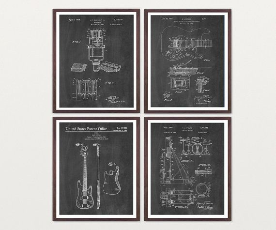 DESCRIPTION:    Patent Prints are the perfect way to cherish both the history and design of your favorite inventions. These graphic line
