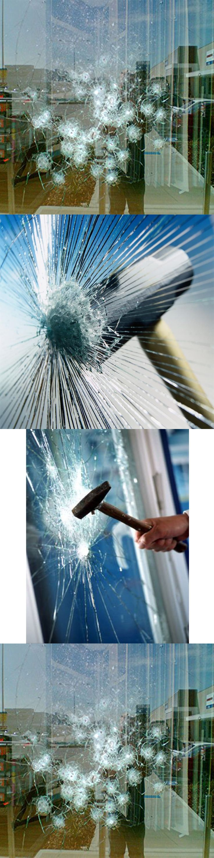Window Film 175757: Impact Resistant Security Window Film Clear Safety 30 Wide X 12 Ft Roll Glass -> BUY IT NOW ONLY: $49.99 on eBay!