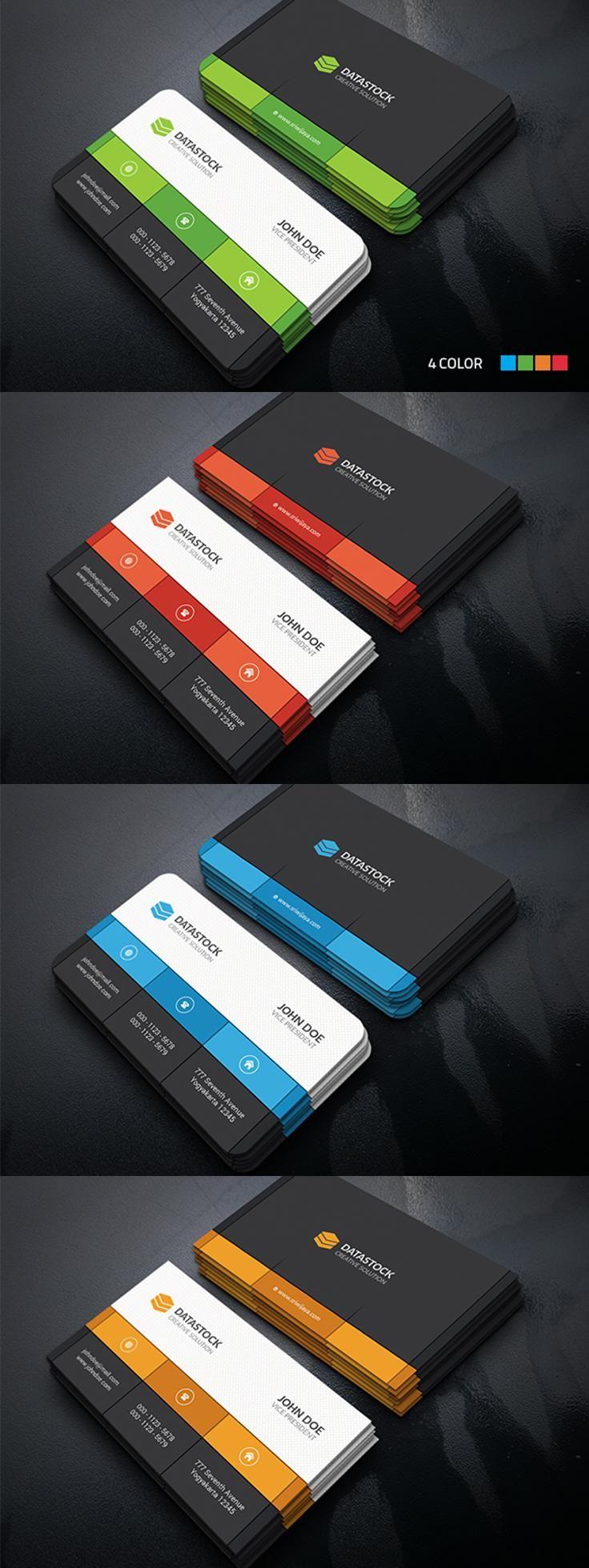 #businesscard #design from InfinityArt | DOWNLOAD: creativemarket.co...