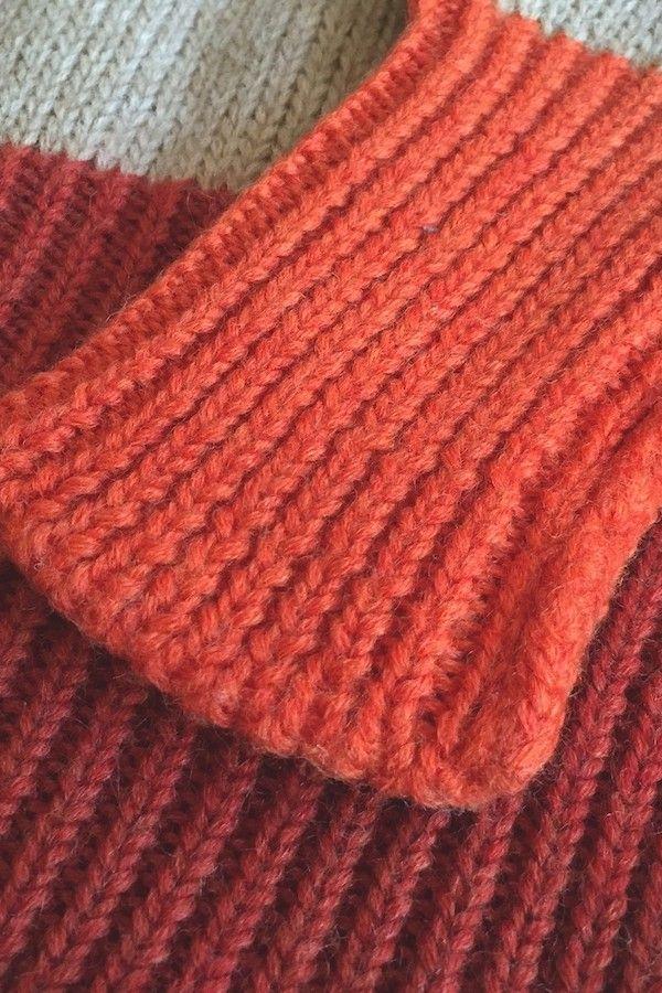Nigel Cabourn // George Lowe Roll Neck Sweater