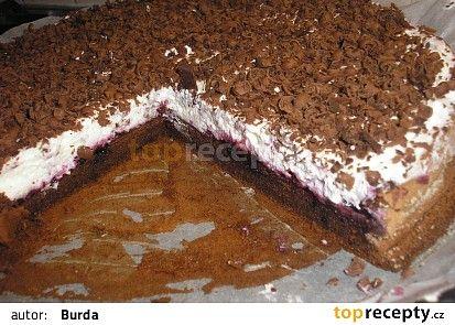 Jednoduchý čokoládový dort bez mouky recept - TopRecepty.cz