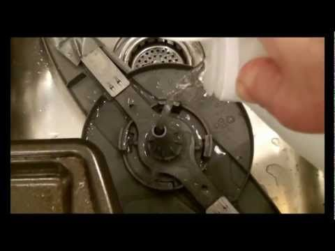 * Dishwasher Not Cleaning-How to Get Your Dishwasher to Clean Better in 5 easy steps, including unclogging the spray arms and cleaning the filters