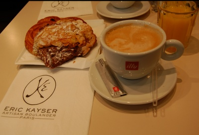 Eric Kayser, Paris