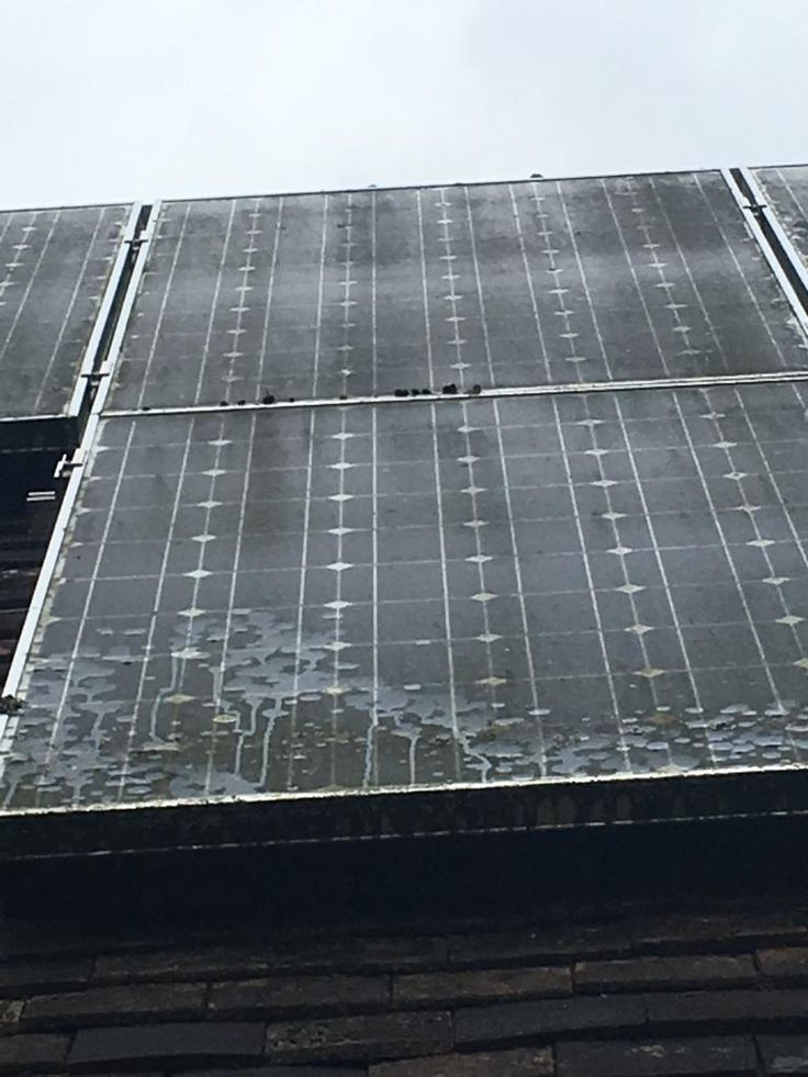 Pin by Kin Kan Do on Solar Panel Cleaning Before & After