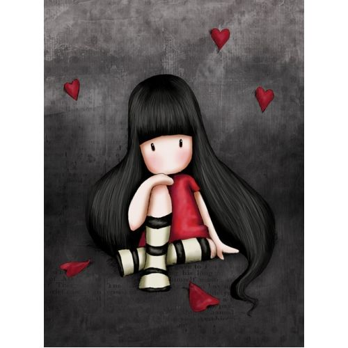 Dibujos muñecas gorjuss - Imagui