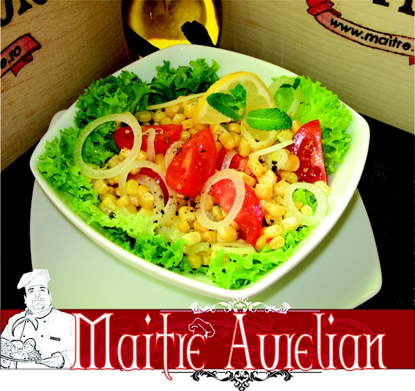 Salata cu menta (Liban)