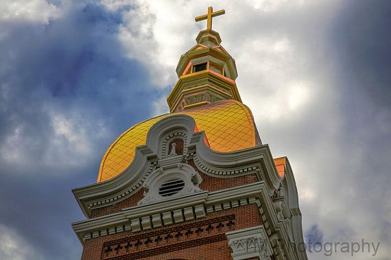 Immaculate Conception Church  Historic Church  by turquoisemoon