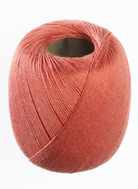 Bergere de France  Coton Fifty  Nectarine  PACK by Knitstitchcouk, $33.38
