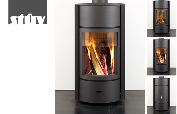 1000 images about stoves po les bois on pinterest stove thermostats a - Poele a bois stuv 30 compact ...
