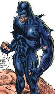 hector ramirez wildcat | Quien es quien? DC Comics: octubre 2009
