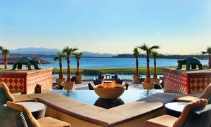 Groupon - Stay with Breakfast for Two at The Westin Lake Las Vegas Resort & Spa in Henderson, NV. Dates into January.    in Henderson, NV. Groupon deal price: $63
