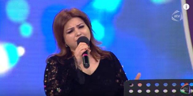 Almaz Orucova Sevgilim Atv Youtube Concert