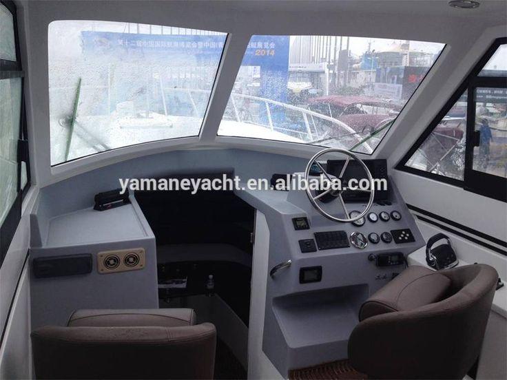 Source 11.6m fiberglass diesel inboard cabin fishing yacht on m.alibaba.com