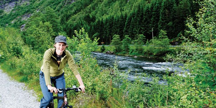 Hiking trail Otterstad – Helland