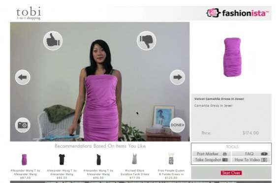 Fitting Room Simulators Augmented Reality Tech Blogs Virtual Dressing Room