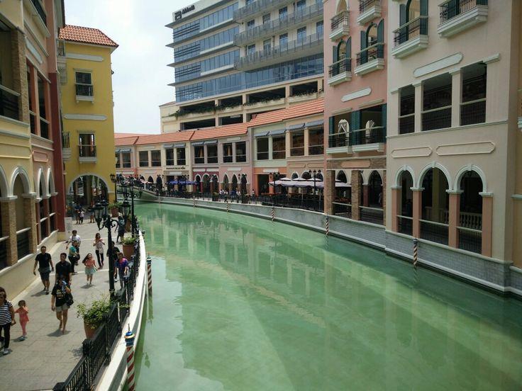 Venice piazza mckinley