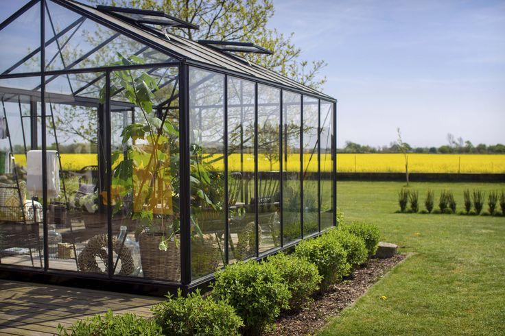 Växthuset Maxi 4 från Willab Garden.