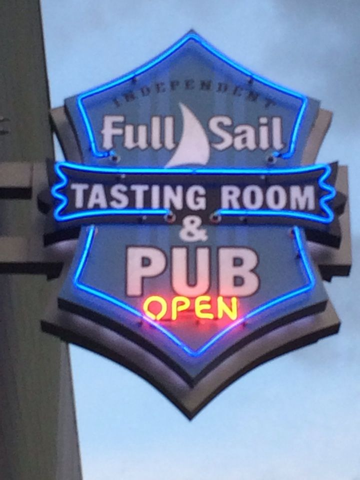 Map Of Oregon Breweries%0A Full Sail Brewing Co