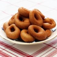 Myke smultringer - Norwegian donuts