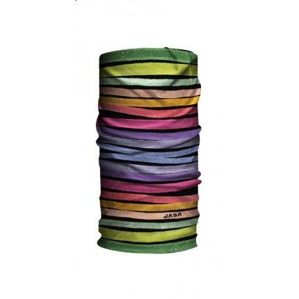 Μαντήλι Λαιμού Jaba Rainbow   www.lightgear.gr