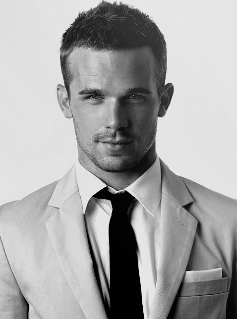 Men in suits get me every time. He cleans up especially nice. hot damn.