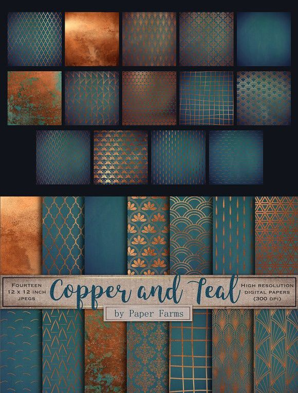 Best Copper Teal Backgrounds Teal And Copper Bedroom Teal 400 x 300
