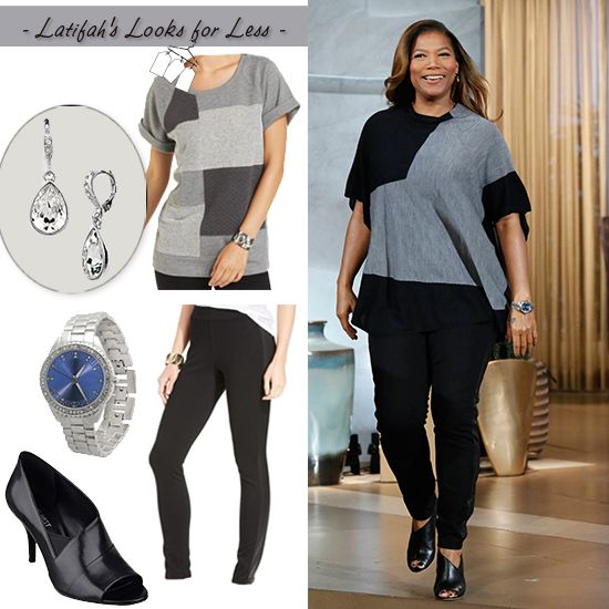 original queen latifah outfit