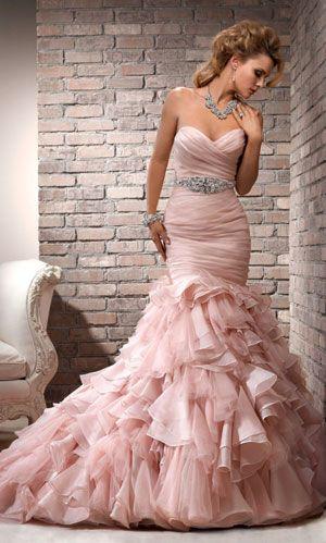 Maggie sottero divina! ! sweetheart wedding dress