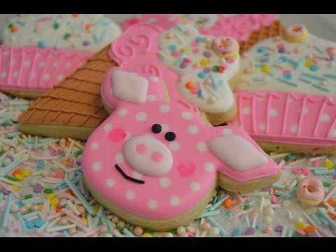 How To Make Pig Cookies – Brookies cookies