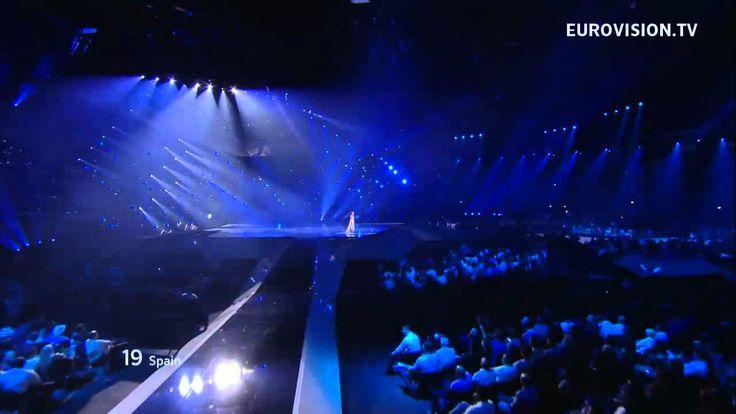 eurovision spain final
