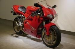 "Carl Fogarty on the Ducati 916: ""It was stunning. Still is."""