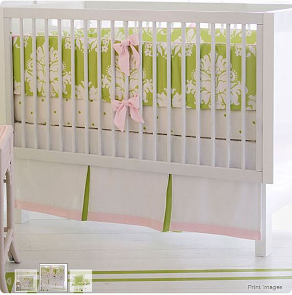 Check Out The Kate Crib Bumper And The Rest Of Our Unique Crib Bumpers At  Serena And Lily.