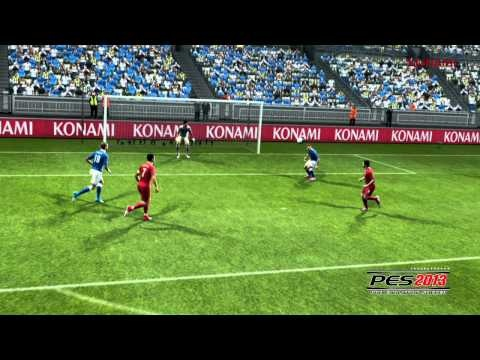 Introducing PES 2013: On the pitch (Episode 2)