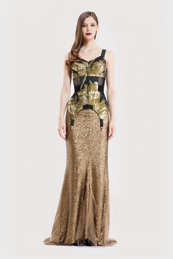 Imperial corset/ Aurora skirt www.murmurstore.com