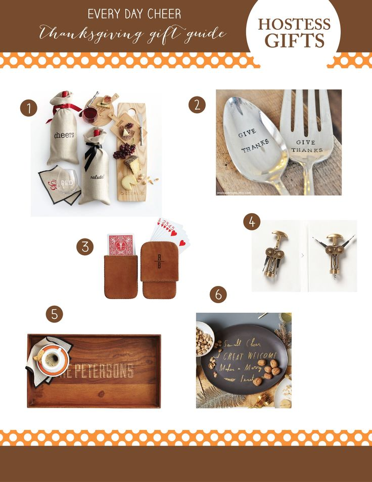 Thanksgiving Hostess Gift Ideas #everydaycheerblog @Every Day Cheer @mark and graham @west elm @Anthropologie @Jessica Numbers