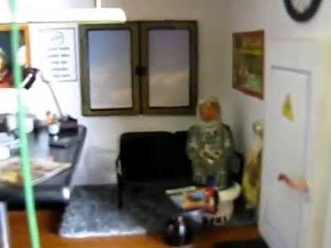 Kancelář keš - YouTube